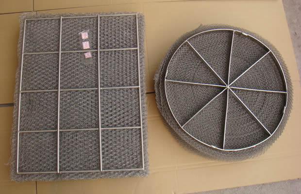 丝网除沫器种类及用途介绍