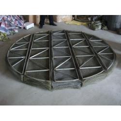 不锈钢丝网除沫器、不锈钢丝网除雾器、不锈钢除沫器、不锈钢除雾器、不锈钢捕雾器
